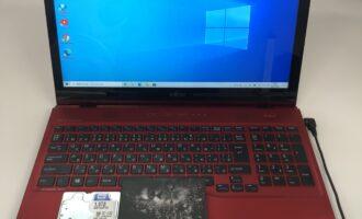 SSD換装熊谷市